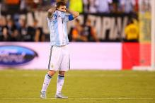 Lionel Messi Handed Four-match Ban for Insulting Referee