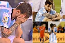 Twitteratti Weep As Lionel Messi Retires From International Football