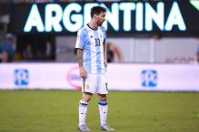 Video: The Lasting Image of Lionel Messi Breaking Down