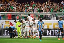 Marquez, Herrera Score Late as Mexico Stun Uruguay in Copa America
