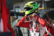 Schumacher Junior Wins Twice in One Day at Formula 4 Championships