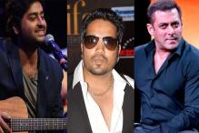 I'll Speak To Arijit Regarding Salman Khan Controversy: Mika Singh