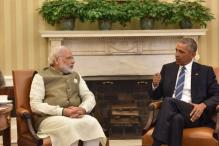 Modi, Obama Welcome Preparatory Work for India Reactor Project