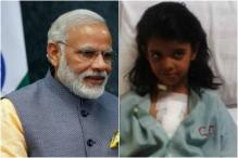 6-Yr-Old Pune Girl Writes Emotional Letter to PM Modi Thanking Him