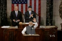 More Americans Bend For Yoga Than to Throw a Curve Ball: Modi's Top Quotes at The US Congress