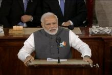 Modi Addresses Joint Meeting of US Congress: As it Happened