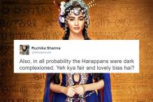 A Woman Listed the Inaccuracies in the 'Mohenjo Daro' Poster in 6 Tweets