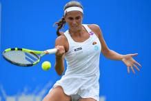 Puig Beats Wozniacki in Eastbourne; Radwanska Advances