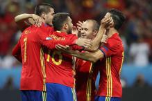 Morata Scores Twice As Spain Beat Turkey 3-0 to Enter Round of 16