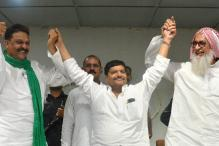 Shivpal Blames Media for Creating Hype Around SP-QED Merger