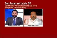 Mafia-Turned-Politician Mukhtar Ansari Extends Support to SP