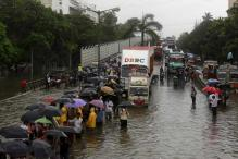 Incessant Rains Lash Mumbai; Heavy Spells Predicted in 48 Hours