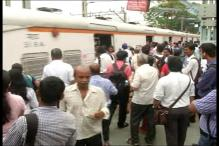 Rail Services Hit After Heavy Downpour in Mumbai