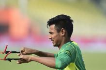 Bangladesh's Mustafizur Rahman Gets Clearance for Sussex