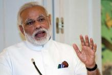 Narendra Modi Holds Talks With Kenyan President