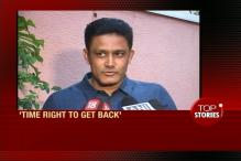 From Spin Master to India's New Coach: Kumble Pips 56 other Candidates