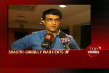 News 360: War of Words Between Shastri and Ganguly
