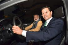 Mexico President Drives Modi to Restaurant for Dinner