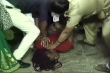 Watch: Nigerian Woman Creates Ruckus in Bengaluru Market