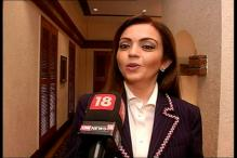Want to Make India a Multi-Sport Nation: Nita Ambani