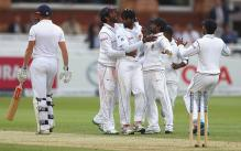 3rd Test: Nuwan Pradeep Treble Rocks England in Third Test