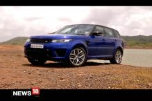 Watch: All About Range Rover Sport SVR
