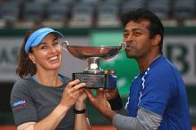 Paes Completes Mixed Doubles Career Slam With French Open Win