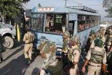 Grenade Attack by Terrorists in Pulwama, CRPF Personnel Injured