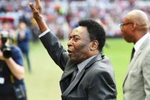 Pele Will Not Light Olympic Cauldron Due to Muscle Pain