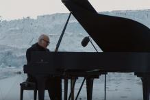 This Pianist Performed On A Floating Platform In The Arctic And It's Stunning