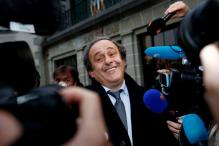 Platini Can Attend Euro 2016 Matches, FIFA Tells UEFA