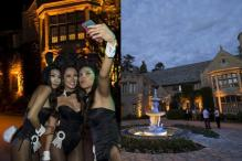Hugh Hefner Agrees to Sell Playboy Mansion in Los Angeles