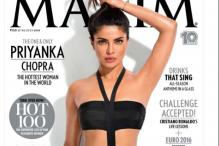 Priyanka Chopra Sets The Temperature Soaring In This Cover Photo