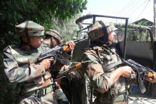 Gun Battle Breaks Out Between Security Forces and Terrorists in Baramullah