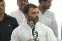We Will End Drugs Menace in Punjab if Voted to Power: Rahul