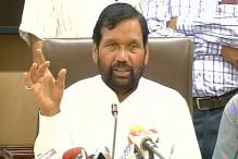 Modi Has Raised India's Honour at International Level: Paswan