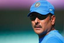 Shastri Wants Six Support Staff Retained if Picked as India's Coach