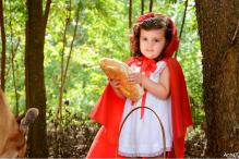 This 'Little Red Riding Hood' Story Has an Adorable Twist