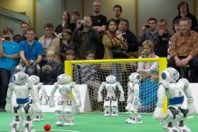 Rise of the Machines: Pakistani Roboteers Hunt Global Soccer Glory