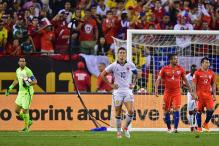Chile Down Colombia 2-0 to Reach Copa America Final