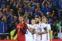 Minnows Iceland Hold Cristiano Ronaldo's Portugal to 1-1 Draw