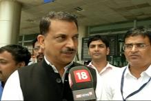 Union Minister Rajiv Pratap Rudy Injured in Accident in Bihar