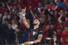 France-Switzerland Draw; Albania Win