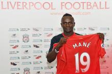Liverpool Sign Southampton Striker Sadio Mane