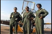 Meet India's First Women Fighter Pilots