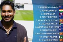 Kumar Sangakkara Ignores Sachin Tendulkar in His All Time XI