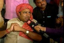 Sangeet Som's Brother Detained for Carrying Pistol in Polling Booth