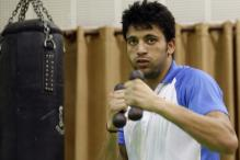 Sumit Sangwan Enters Last-16 of AIBA Olympic Qualifiers
