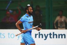 Sardar Singh Returns to Lead India in 6 Nation Hockey Tournament