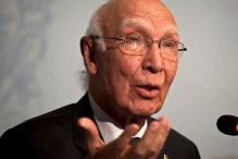 Sartaj Aziz Briefs Japan, Austria and Switzerland on